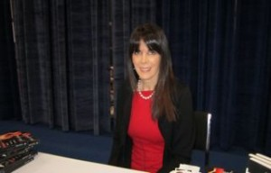 Julie Spira at Book Expo America