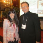 Julie Spira and Frank Mottek